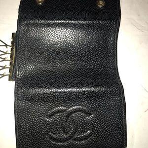 Chanel Key Holder